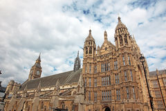 House of Parliament in London Royalty Free Stock Images