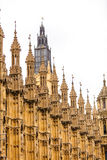 House of Parliament, London, UK Royalty Free Stock Photo