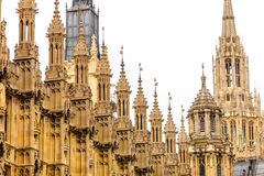 House of Parliament, London, UK Royalty Free Stock Image
