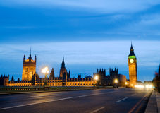 House of parliment, big ben Stock Images