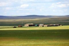 House of pastoralist Stock Photo