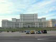 House of people Bucharest,closeup Stock Photos