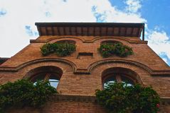 A House in Perugia Royalty Free Stock Images