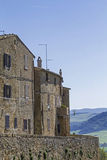 House in Pienza Royalty Free Stock Photos