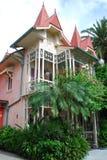 house pinken Royaltyfria Foton