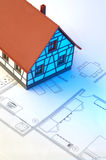 House plans Stock Photos