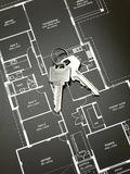 House Plans Royalty Free Stock Images