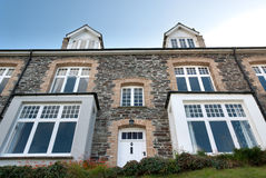 House in Port Isaac Stock Image