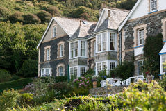 House in Port Isaac Royalty Free Stock Photo