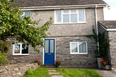 House in Port Isaac Royalty Free Stock Photography