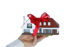 A house present Royalty Free Stock Images