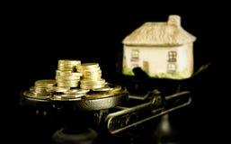 House prices Stock Photos