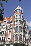 House of Prince in Valladolid, Spain Royalty Free Stock Photos