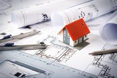 House projektet arkivbilder