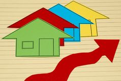 House and property market Stock Photography
