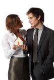 House purchase concept. Stock Photos