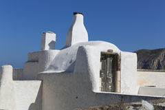 House in Pyrgos Stock Image