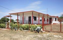 House in Rancho Luna. Caribbean Sea. Atlantic Ocean Royalty Free Stock Image