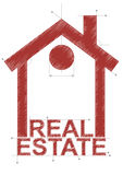 House real estate Royalty Free Stock Photo