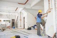 House renewal Stock Image