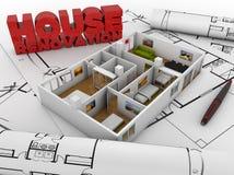 House renovation Royalty Free Stock Photo