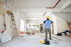 House renovation Royalty Free Stock Photography
