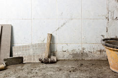House renovation Royalty Free Stock Image