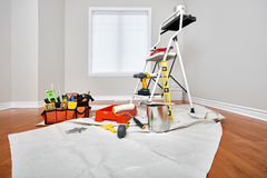 House renovation Royalty Free Stock Images
