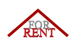 House for rent Stock Images