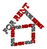 House for rent Stock Photography