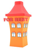House for rent Royalty Free Stock Image
