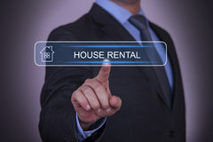 House Rental Royalty Free Stock Images