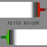 House_repair Arkivfoton