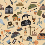 House repair and construction background Stock Photos