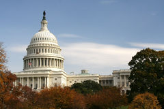House of Representatives Capitol Hill Building Royalty Free Stock Images