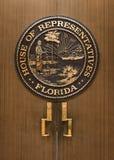 House of Representatives doors Royalty Free Stock Photo