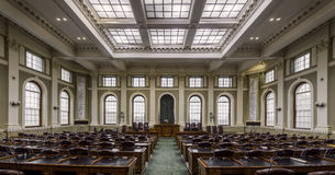 House of Representatives in Maine Stock Photography