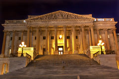 House of Representatives US Capitol Washington DC Royalty Free Stock Image