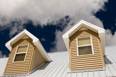 Free House Roof Royalty Free Stock Photography - 2259897