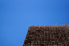 House roof Stock Photography