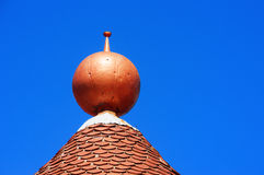 House roof and dome Royalty Free Stock Image