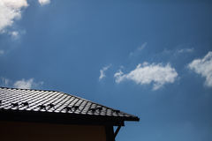 House Roof Stock Images
