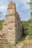 House Ruin on Crete Royalty Free Stock Photography