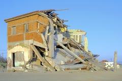 House ruins Royalty Free Stock Photos