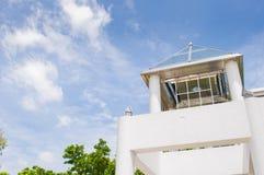 House's facade Royalty Free Stock Photo