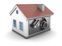 House safe Royalty Free Stock Photo