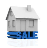 House for sale Stock Photography