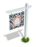 House For Sale stock illustration