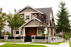House For Sale Royalty Free Stock Photography