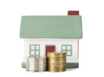 House Sale Royalty Free Stock Photos